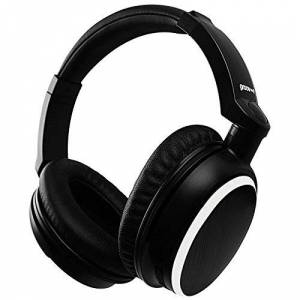 Unbekannt Groov-E Ultra Draadloze Bluetooth Stereo Headphones with krachtige Sound–Black