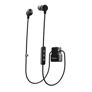 Pioneer SE-cl5bt (H) Bluetooth Sporthoofdtelefoon met Praktische Clip, 8uur Looptijd, schweissresitent Grijs