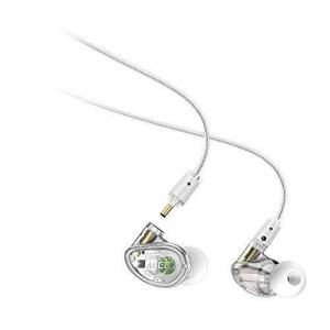 MEE audio MEE Professional MX1 Pro In-Ear-Monitor, anpassbar, geruschisolierend, universell passend, Modularer Musiker, transparent