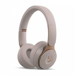 Beats by Dr. Dre Beats Solo Pro Wireless Noise Cancelling koptelefoon Oor-liggend universele maat grijs