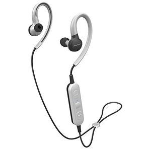 Pioneer SE-E6BT in-ear draadloze sporthoofdtelefoon (6 uur speeltijd, bluetoth, IPX4, Pioneer Notification App) universele maat