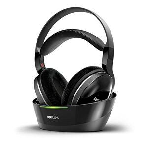 Philips SHC8800/12 Over-Ear draadloze koptelefoon Digitaal - 30 m bereik zwart