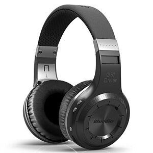 Wega Bluetooth Headset Bluedio Hurricane H-Turbine zwart