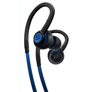 Soul Flex Ergonomische in-Ear-Sporthoofdtelefoon met oorhaken blauw