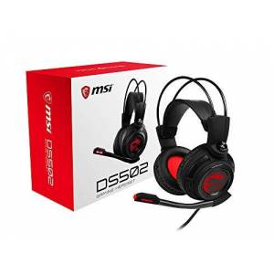 MSI Headset DS502 Gaming Headset (S37-2100911-SV1)