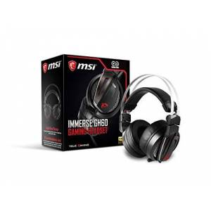 MSI Headset MSI immerse gh60Gaming Headset