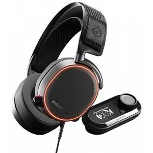 SteelSeries Arctis Pro GameDAC - gamingheadset - gecertificeerde high-definition audiokwaliteit - ESS Sabre DAC