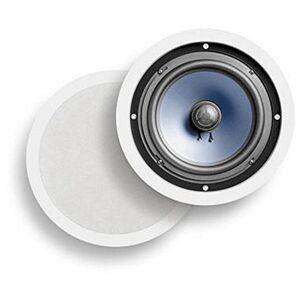 Polk Audio rc80i 3-weg plafond- luidspreker (paar, wit) wit