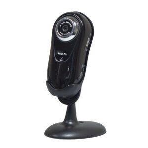 Albrecht 21120Mini DV 120Action camera met staander en cliphalter (USB, 2GB SD-kaart)
