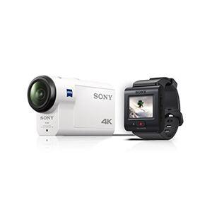 Sony FDR-X3000R 4K Action camera met Boss (Exmor R CMOS Sensor, Carl Zeiss Tessar, GPS, WiFi, NFC)