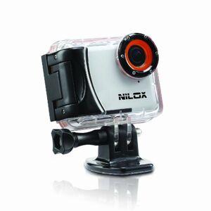 Nilox 13nxakna00001Mini Action Cam Camcorder (2560x 1920Pixels, 30Frames Pro seconde, groothoeklens 120-deg, HD ready)