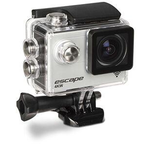 kitvision een 4KW watervaste Sport Action camera helmkamera Action Waterdicht Full HD 1080p (met WIFI WLAN-gegevensoverdracht inclusief houderset en waterdichte behuizing/onderwaterbehuizing)