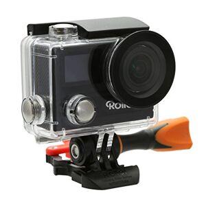 Rollei Actioncam, krachtige wifi-camcorder met 4K, 2K , zwart