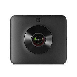 Xiaomi MiJia 360 Sphere Action Camera (360 ° -opnamen, Bluetooth, 24MP-foto's, 3,5K-video-opnamen) zwart