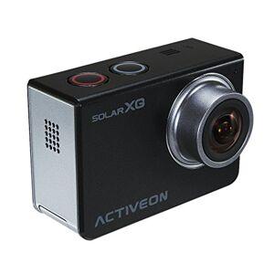 ACTIVEON xca10W xg Solar station Action camera, 14Mega Pixels Zwart