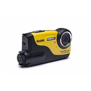 Kodak wp1PIXPRO Action camera inclusief Explorer Kit Geel/Zwart