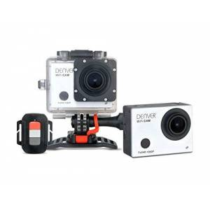 Denver ACT-5030W Full HD Actioncam incl. waterdichte behuizing tot 55 m