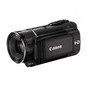 Canon legria HF s21-led-a avchd- Camcorder (Dual Flash-Memory, 103-voudig Opt. Zoom, 8,8cm (3,5inch) Display) Zwart