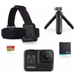 GoPro Hero8 Black digitale camera, 4K, waterdicht