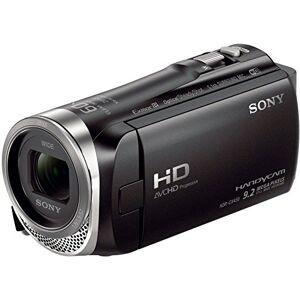 Sony HDR-CX450 Full HD camcorder (26,8 mm groothoek Carl Zeiss Vario-Tessar lens, 30x zoom, EXMOR R CMOS-sensor, Optical SteadyShot, 5-assige beeldstabilisatie, intelligente autofocus) zwart