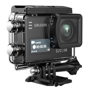 SJCAM 'sjcam Action Legend–Camcorder 4K (WIFI, 16MP, Touchscreen 2.0, waterdicht 30m) Zwart
