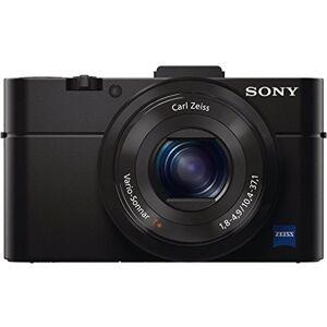 Sony DSC-RX100 II Cyber-Shot digitale camera, zwart + Sony LCJ-RXF cameratas voor DSC RX100, RX100 II en RX100 III