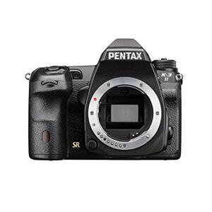 Pentax K-3ii behuizing (24Megapixel, 8cm (3,2inch) Display, Live-View, Full HD, GPS Unit, pixelshift) Zwart, alleen behuizing, zwart