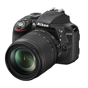 Nikon D3300 + AF-S DX NIKKOR 18-105mm digitale camera