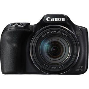 Canon PowerShot sx540HS digitale camera (20,3Megapixel CMOS-sensor, 503-voudig ultrazoom, 100-Zoom, Wifi, Full HD) Zwart