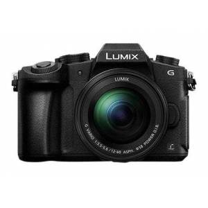 Panasonic Lumix dmc-g80m 16MP Live MOS 4592x 3448pixel schwarz
