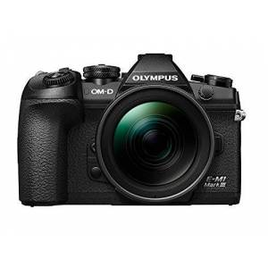 Olympus OM-D E-M1 Mark III Micro Four Thirds Systeemcamera