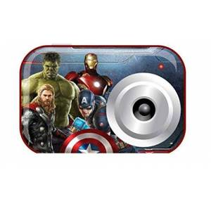 Sakar 57043 – The Avengers – digitale camera, 5.1 MP