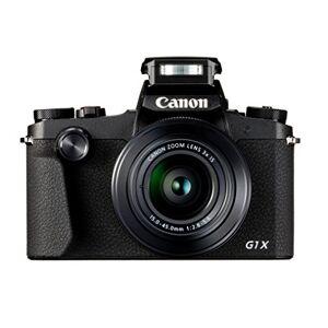 Canon PowerShot G1X Mark III digitale camera ((24,2 inch) MP APS-C-SENSOR, Dual PixelCMOS AFinch) zwart
