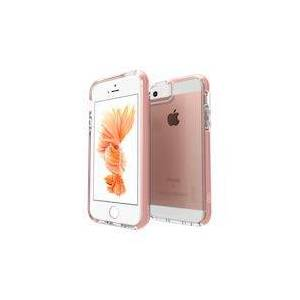 Gear4 IceBox Tone Case, IceBox Tone, iPhone 5/5S/SE, ros/goud.