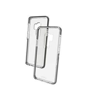 Gear4 Piccadilly Phone Case/Handyhlle Schutzhlle D30 Schutz kompatibel mit Samsung Galaxy S9+ - Silber/Silver