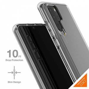 Gear4 Case for Huawei P30 Pro Advanced Impact Protection [Protected by D3O], Crystal Palace Slim & Tough for Huawei P30 Pro Case Clear