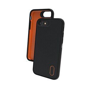 Gear4 Battersea Phone Case/Handyhlle Schutzhlle D30 Schutz kompatibel mit iPhone 6 6S 7 8 - Schwarz/Black