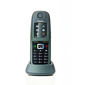 Siemens Gigaset S30852-H2762-R121 R650H Pro vaste draadloze telefoon grijs, Single