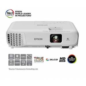 Epson LCD projector (15.000 / 1 contrast) wit