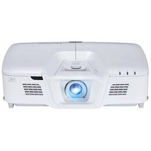 ViewSonic PG800HD Business DLP Beamer (Full-HD, 5.000 ANSI Lumen, HDMI, USB,2x 10 Watt Lautsprecher, 1.3x optischer Zoom) wei