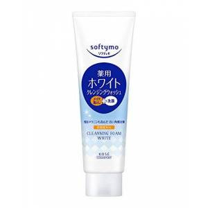 kose cosmeport softymo White cleansing Wash 190g (Japan importeren)