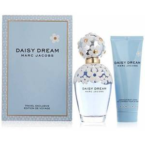 Marc Jacobs Daisy Dream Gift Set 100ml EDT + 75ml Body Lotion