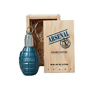 Gilles Cantuel arsenaal Blue By Gilles cantuel Eau de parfum spray 3.4Oz