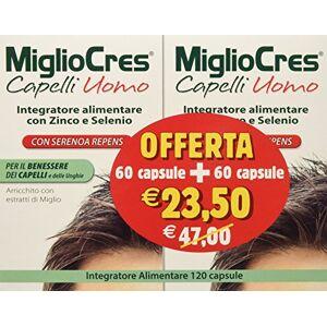 F&F migliocres-Cap U 60cps + 60cps