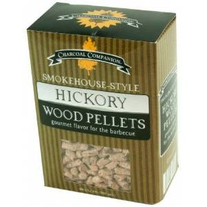 Charcoal Companion rook pellets, meerkleurig