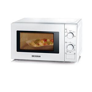 Severin MW 7890 magnetron / 700 watt/20 L capaciteit / snelle en gemakkelijk ideaal voor verwarming / koken en ontdooien / wit