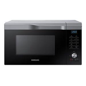 Samsung MC28m6075cs oven magnetron beneden, capaciteit 28liter, Zilver