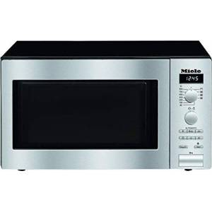 Miele M6012SC D magnetron/900 watt/26 liter/roestvrij stalen ovenruimte/LED-verlichting/roestvrij staal