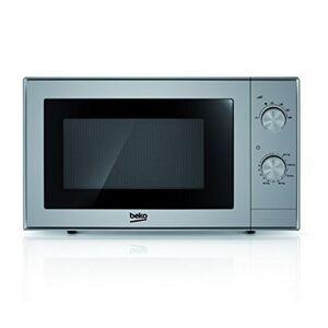 Beko van 20100S Freestanding 20l Silver–microwaves
