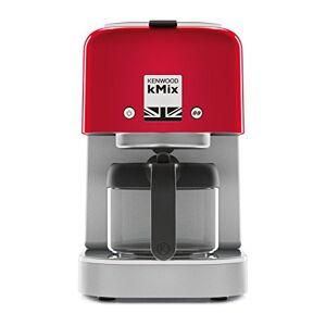 Kenwood kMix koffiezetapparaat cox750rd, Rood, 1200watt, nieuwe serie, koffiezetapparaat, voor 6mokken (750ml)